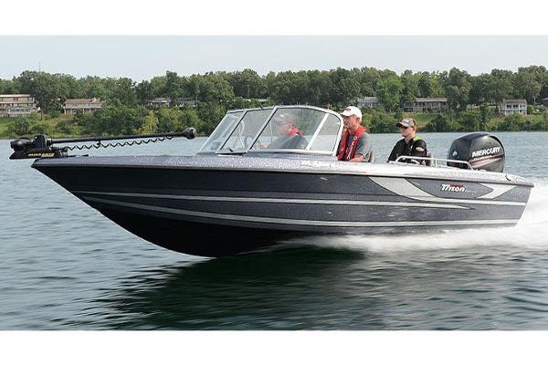 2018 Triton boat for sale, model of the boat is 186 Allure & Image # 2 of 7