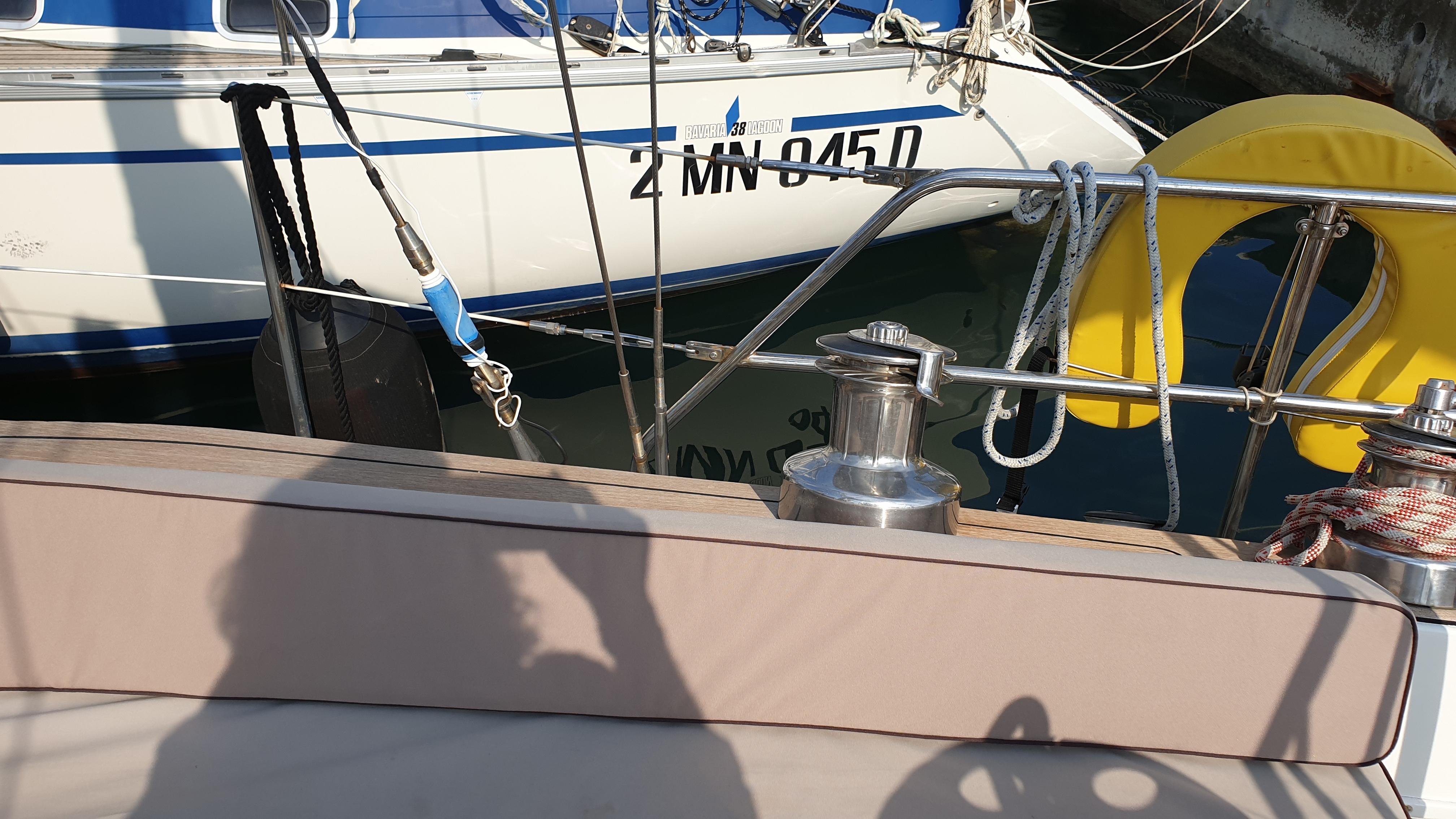 Helmsman 49 Trans Ocean