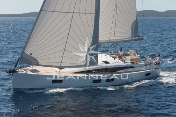 2022 JEANNEAU Yacht 51