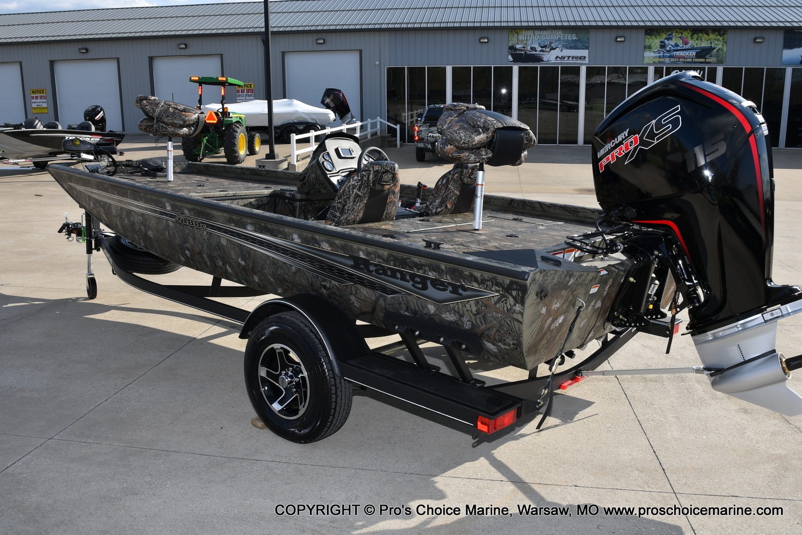 2021 Ranger Boats boat for sale, model of the boat is RT188C w/115HP Mercury Pro-XS Command Thrust & Image # 2 of 50