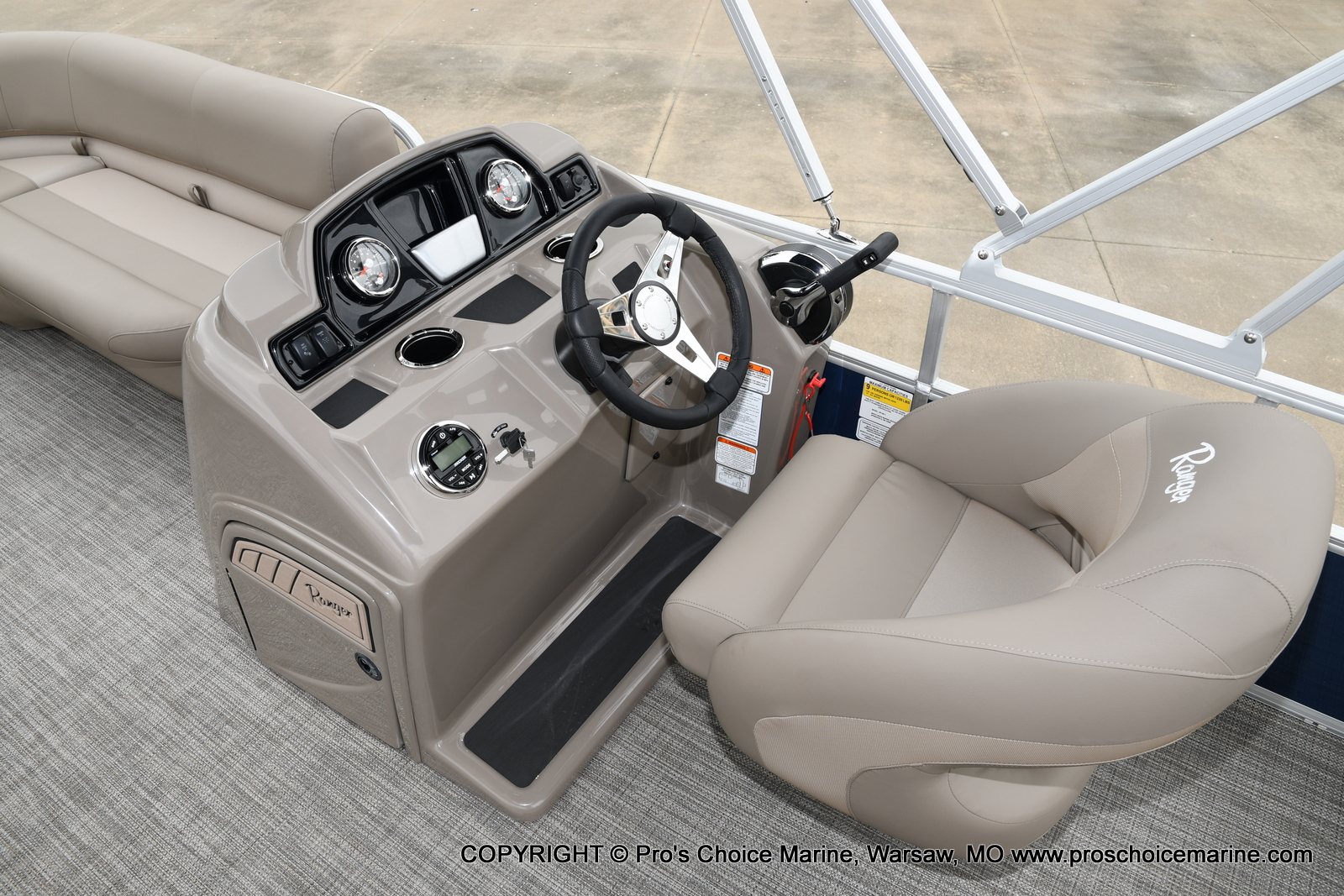 2021 Ranger Boats boat for sale, model of the boat is 180C CRUISE & Image # 2 of 48
