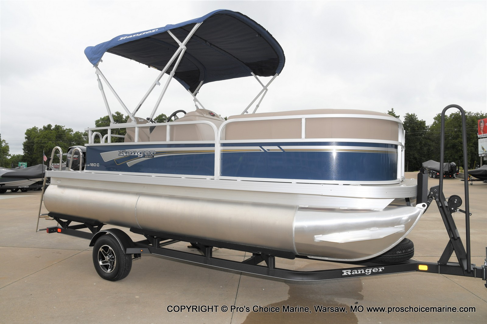 2021 Ranger Boats boat for sale, model of the boat is 180C CRUISE & Image # 24 of 48