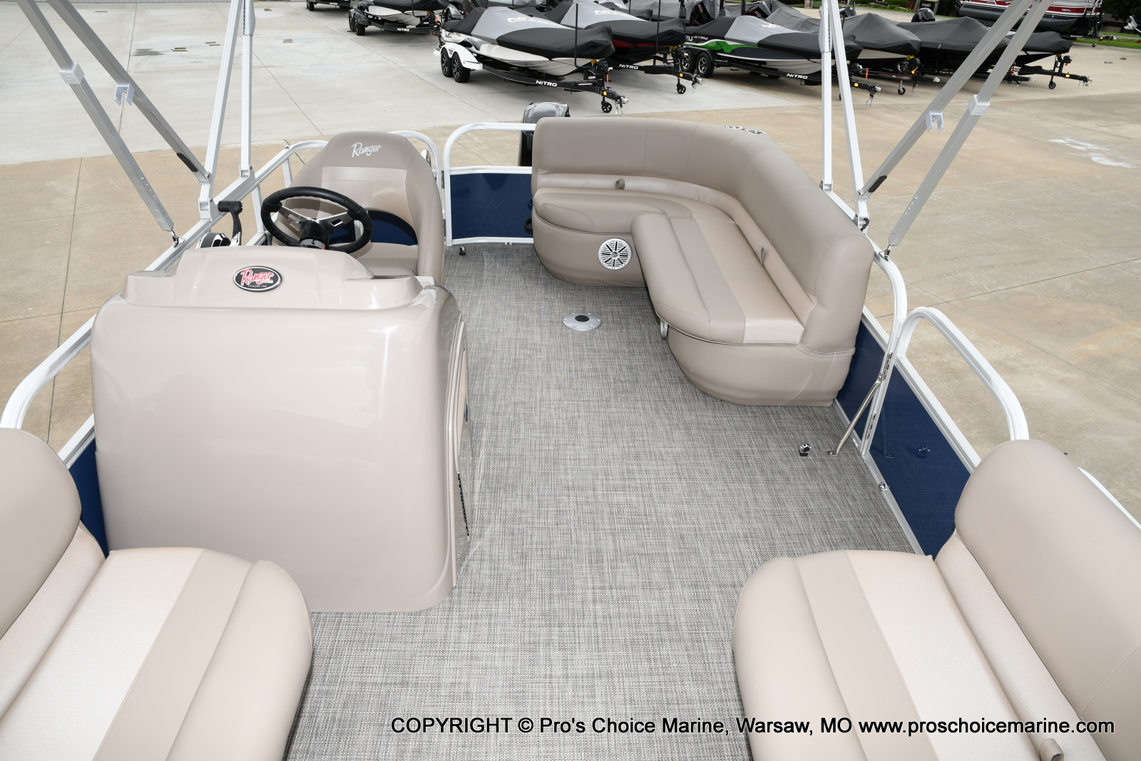 2021 Ranger Boats boat for sale, model of the boat is 180C CRUISE & Image # 26 of 48