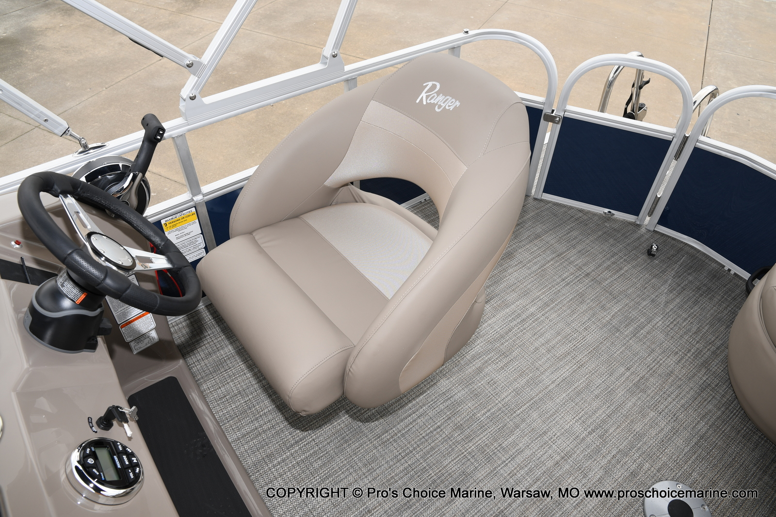 2021 Ranger Boats boat for sale, model of the boat is 180C CRUISE & Image # 27 of 48