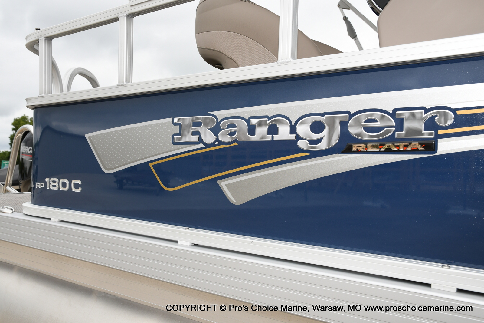 2021 Ranger Boats boat for sale, model of the boat is 180C CRUISE & Image # 6 of 48