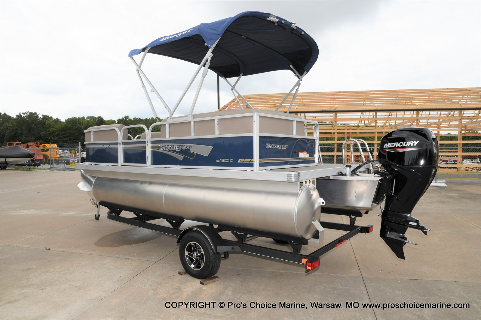 2021 Ranger Boats boat for sale, model of the boat is 180C CRUISE & Image # 8 of 48
