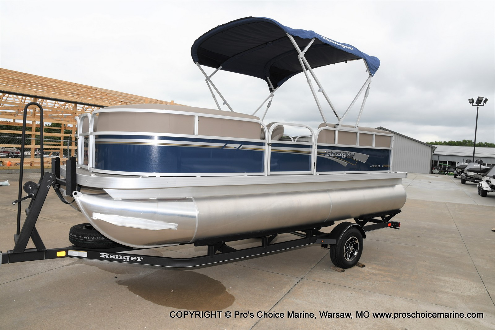 2021 Ranger Boats boat for sale, model of the boat is 180C CRUISE & Image # 9 of 48