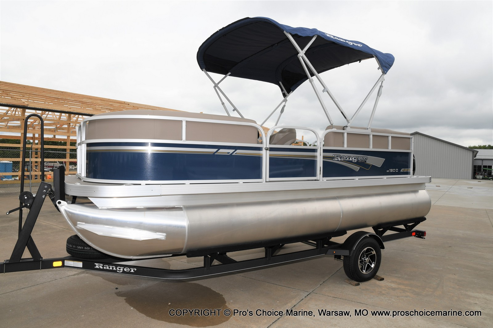 2021 Ranger Boats boat for sale, model of the boat is 180C CRUISE & Image # 33 of 48