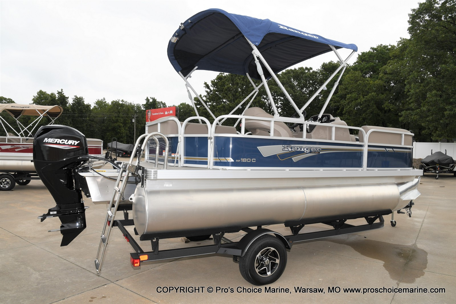 2021 Ranger Boats boat for sale, model of the boat is 180C CRUISE & Image # 37 of 48