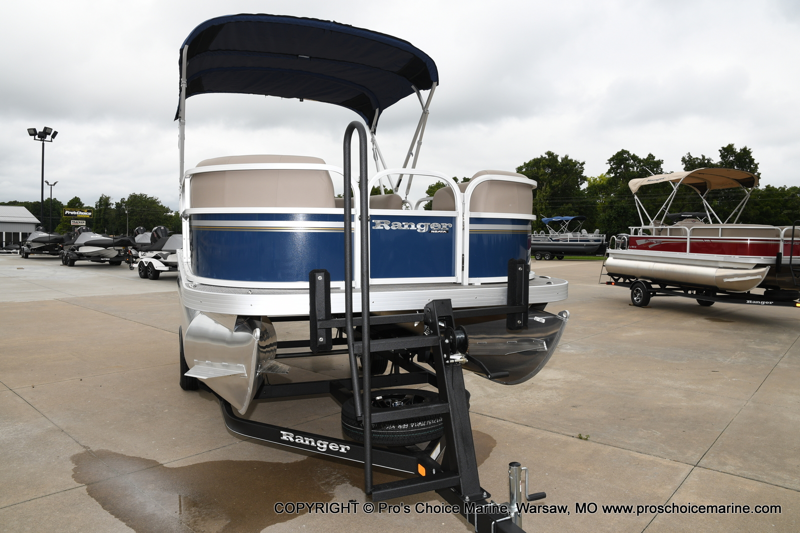 2021 Ranger Boats boat for sale, model of the boat is 180C CRUISE & Image # 40 of 48