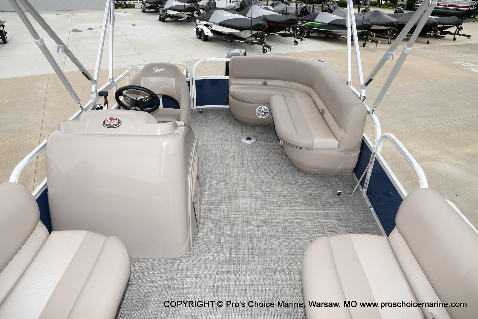2021 Ranger Boats boat for sale, model of the boat is 180C CRUISE & Image # 41 of 48