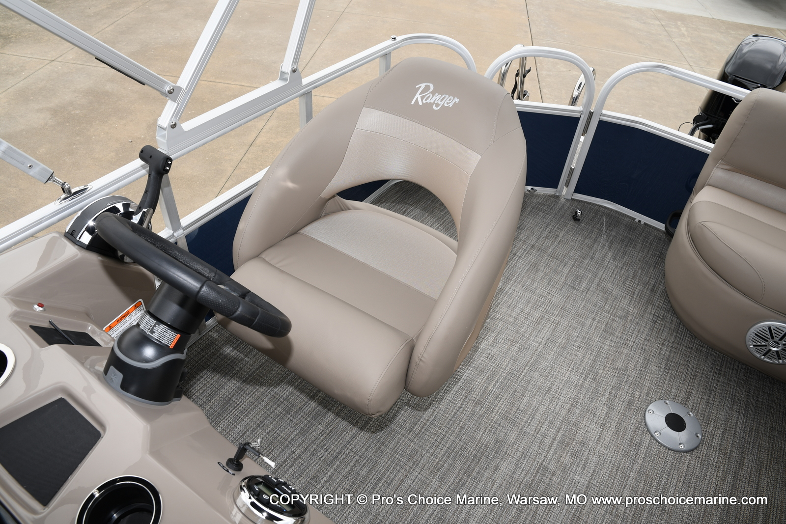 2021 Ranger Boats boat for sale, model of the boat is 180C CRUISE & Image # 43 of 48