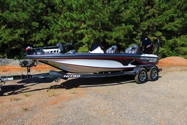 2019 Nitro boat for sale, model of the boat is Z19 Pro & Image # 17 of 18
