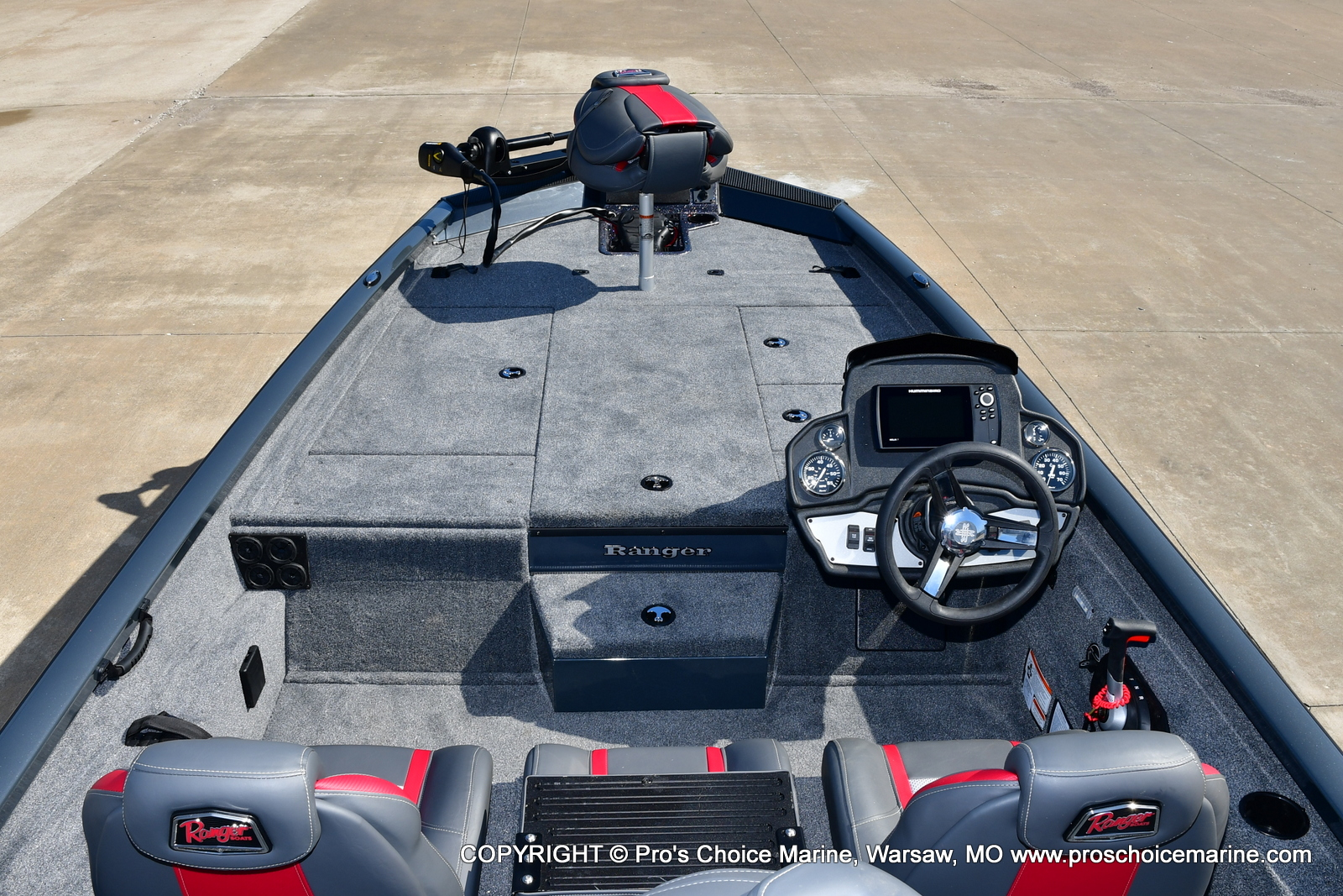 2021 Ranger Boats boat for sale, model of the boat is RT188P w/115HP Pro-XS Command Thrust & Image # 8 of 50