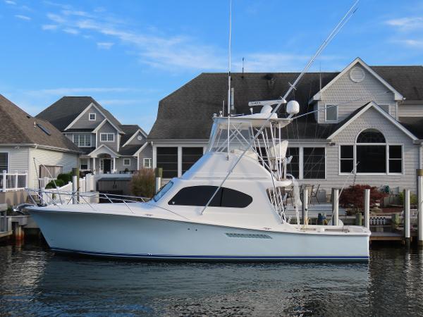 2011 Ocean Yachts 37 Billfish