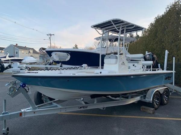 2020 Mako boat for sale, model of the boat is 21LTS GUIDE PACK & Image # 1 of 16
