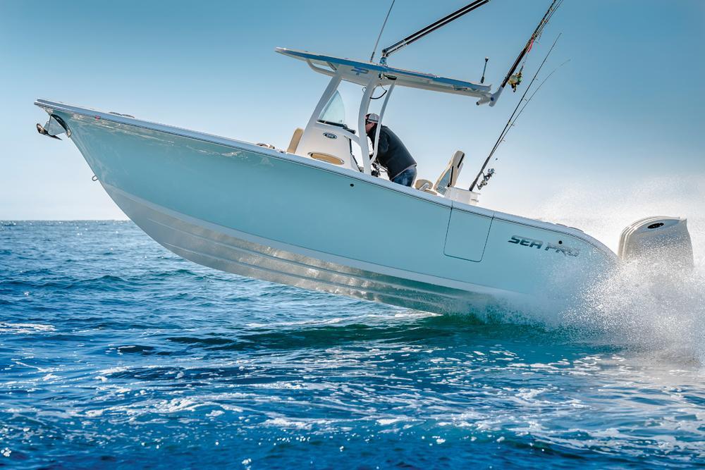 Image of 2022 Sea Pro 259CC DLX