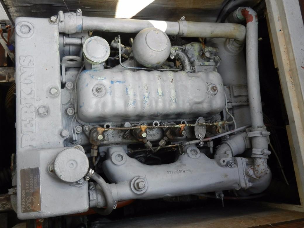 Perkins 40HP
