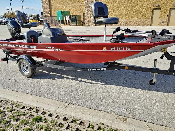 2019 Tracker Boats boat for sale, model of the boat is Pro 160 & Image # 3 of 4