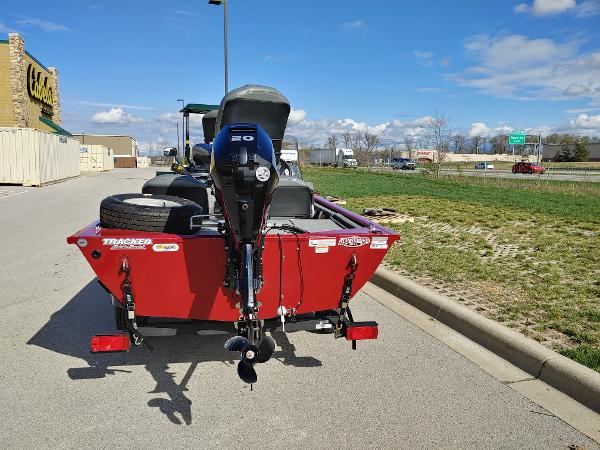 2019 Tracker Boats boat for sale, model of the boat is Pro 160 & Image # 4 of 4