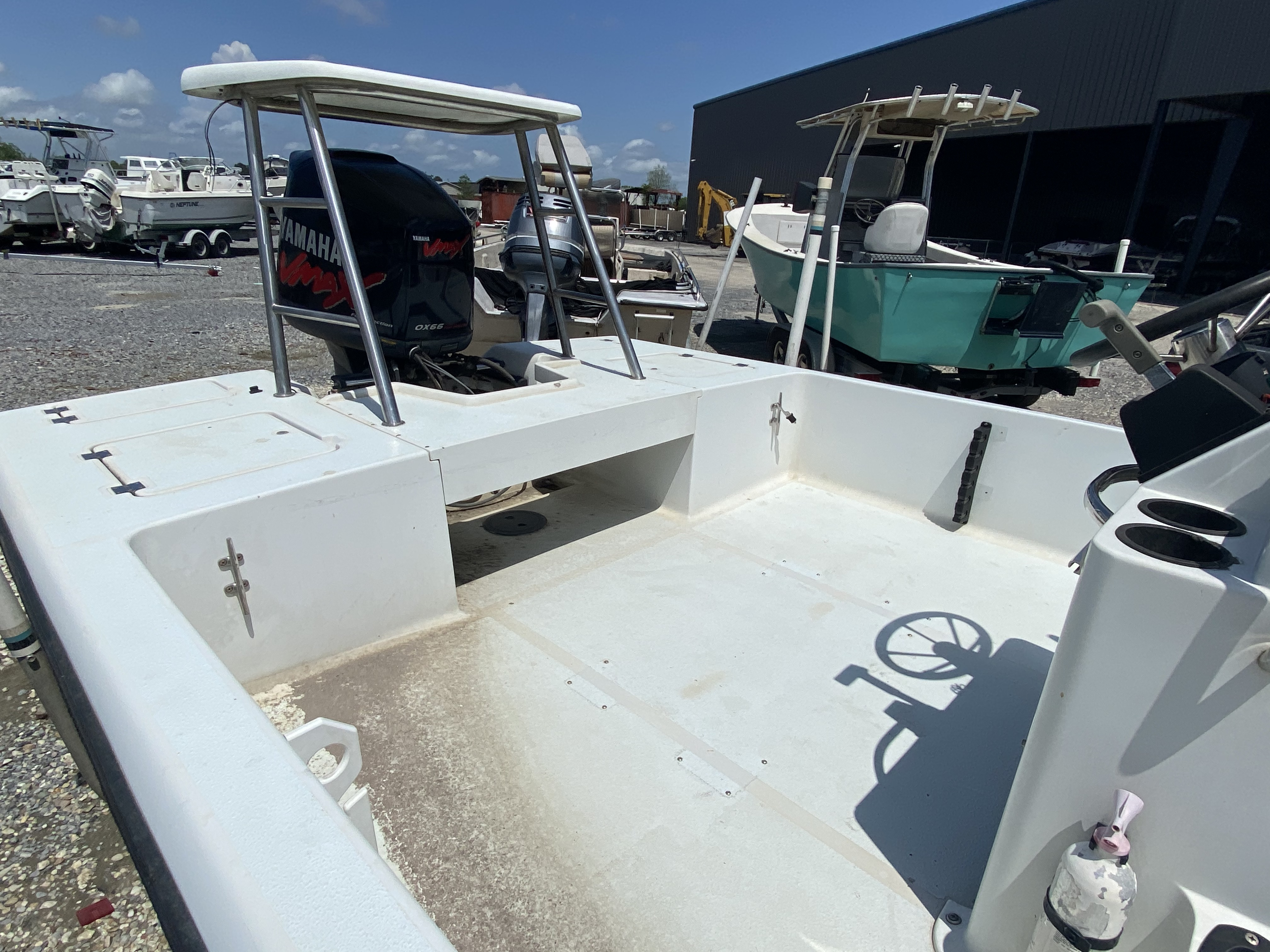 1995 Action Craft boat for sale, model of the boat is 21 & Image # 2 of 5