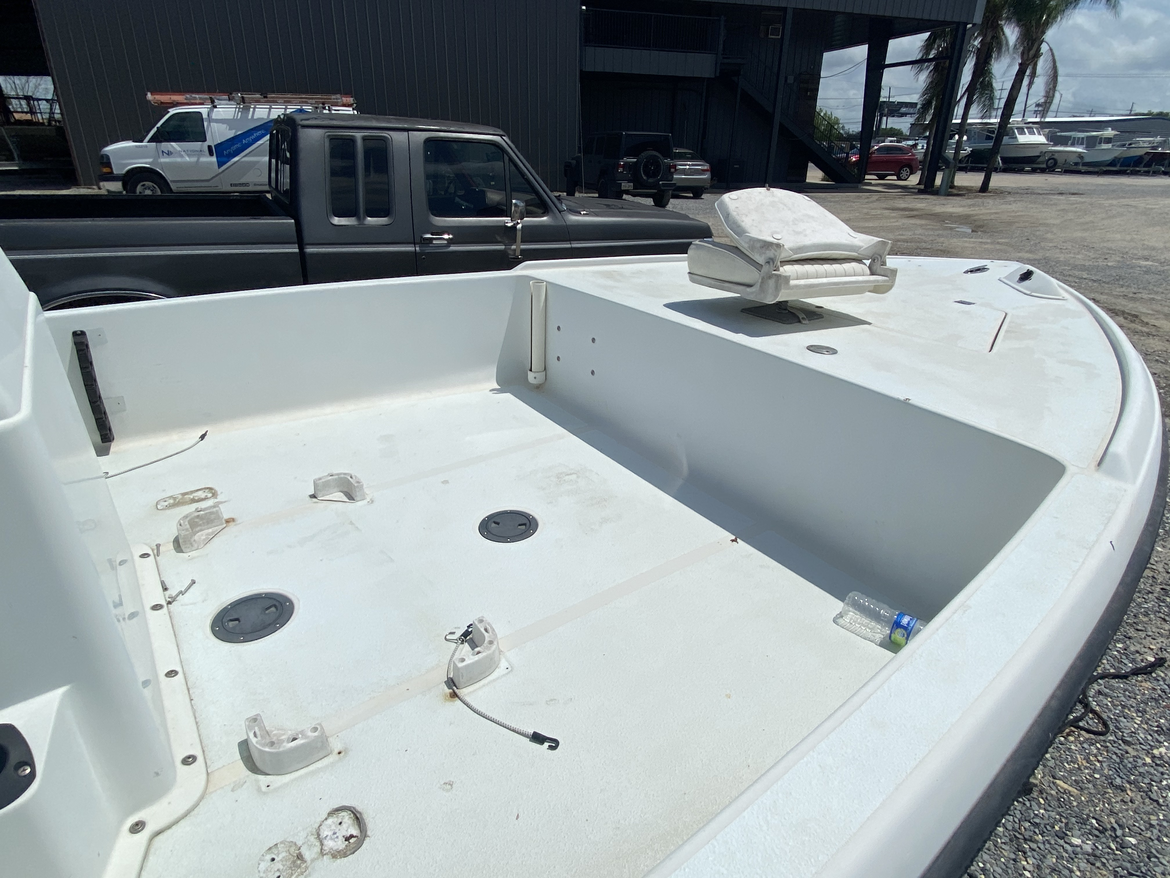 1995 Action Craft boat for sale, model of the boat is 21 & Image # 3 of 5