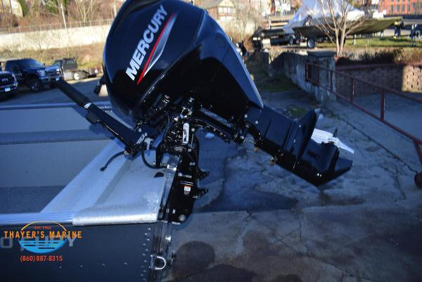 2021 Lund boat for sale, model of the boat is 1600 Fury Tiller & Image # 3 of 34