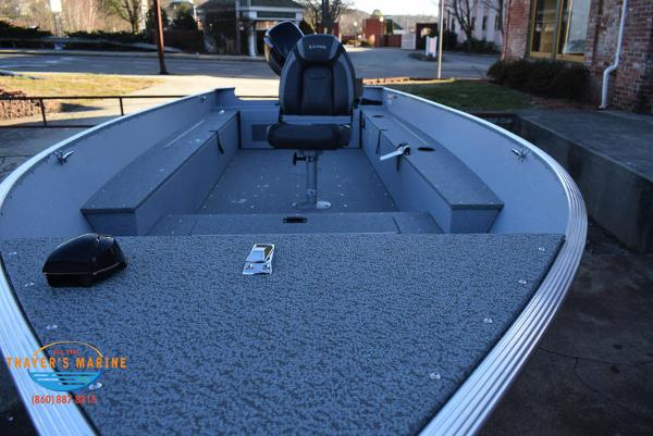2021 Lund boat for sale, model of the boat is 1600 Fury Tiller & Image # 5 of 34