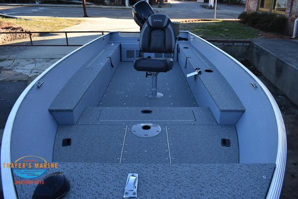 2021 Lund boat for sale, model of the boat is 1600 Fury Tiller & Image # 11 of 34