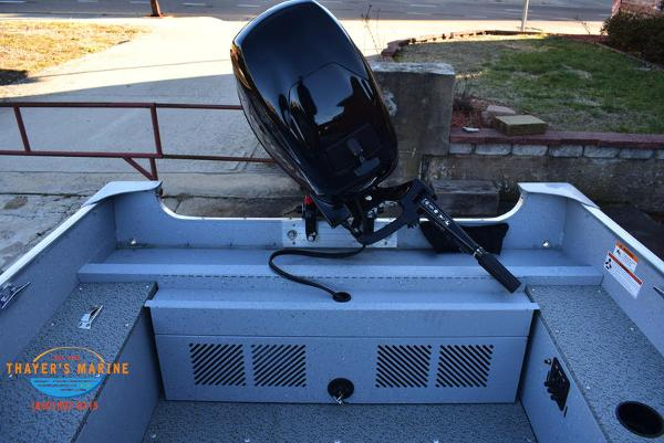 2021 Lund boat for sale, model of the boat is 1600 Fury Tiller & Image # 20 of 34