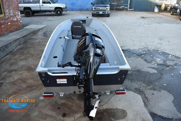 2021 Lund boat for sale, model of the boat is 1600 Fury Tiller & Image # 21 of 34