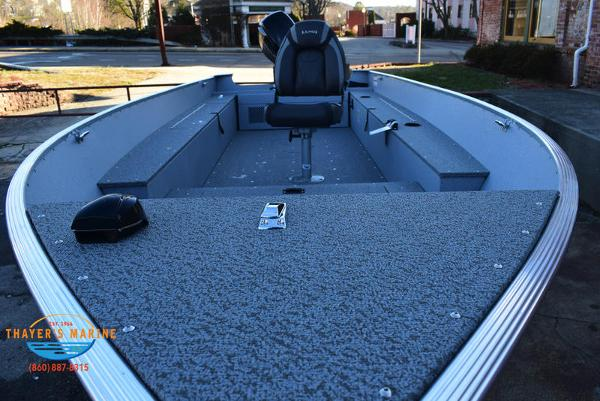 2021 Lund boat for sale, model of the boat is 1600 Fury Tiller & Image # 24 of 34