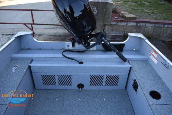 2021 Lund boat for sale, model of the boat is 1600 Fury Tiller & Image # 27 of 34