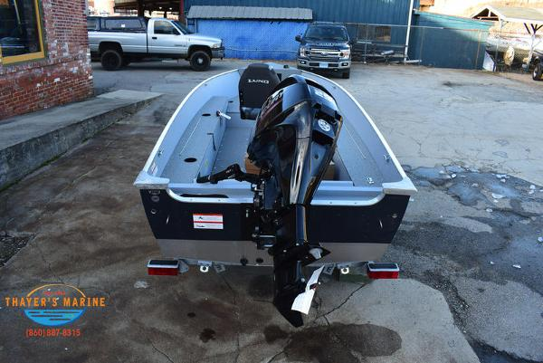 2021 Lund boat for sale, model of the boat is 1600 Fury Tiller & Image # 28 of 34