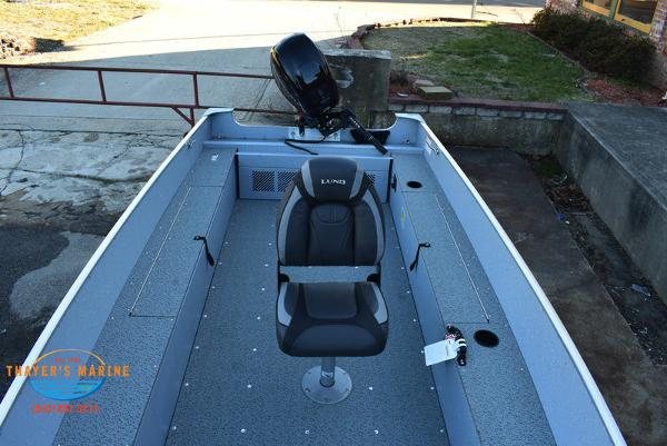 2021 Lund boat for sale, model of the boat is 1600 Fury Tiller & Image # 31 of 34