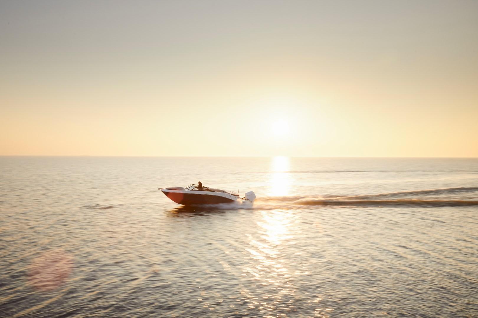 Sea Ray 230 SPX Outboard