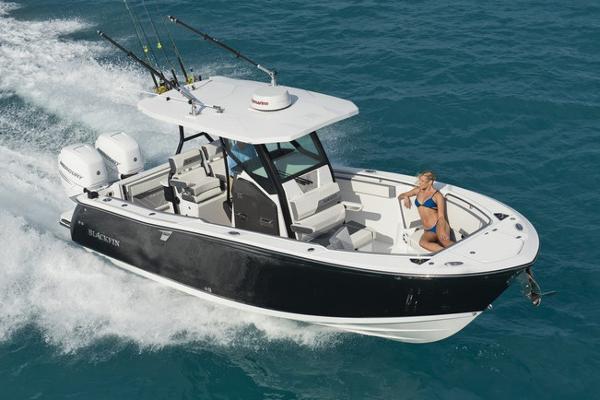 2021 Blackfin 272 CC