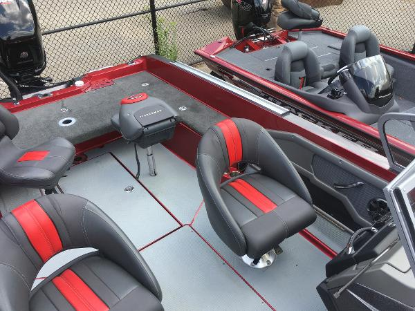 2015 Ranger Boats boat for sale, model of the boat is 621FS Fisherman & Image # 33 of 47