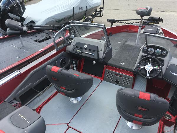2015 Ranger Boats boat for sale, model of the boat is 621FS Fisherman & Image # 34 of 47