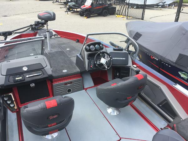 2015 Ranger Boats boat for sale, model of the boat is 621FS Fisherman & Image # 35 of 47
