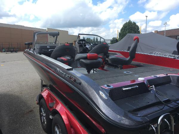 2015 Ranger Boats boat for sale, model of the boat is 621FS Fisherman & Image # 6 of 47
