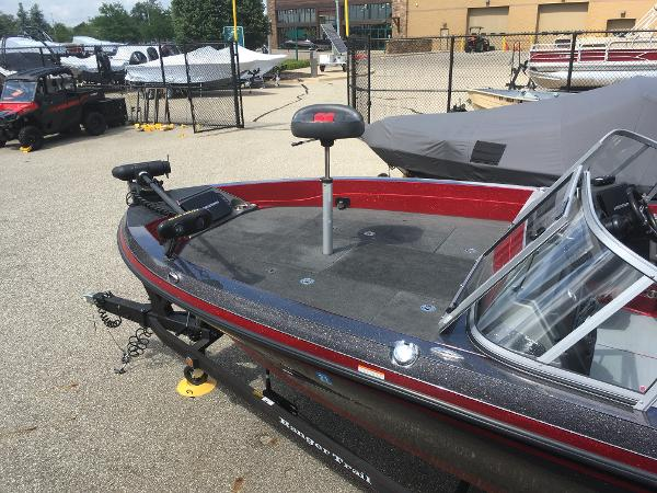2015 Ranger Boats boat for sale, model of the boat is 621FS Fisherman & Image # 37 of 47