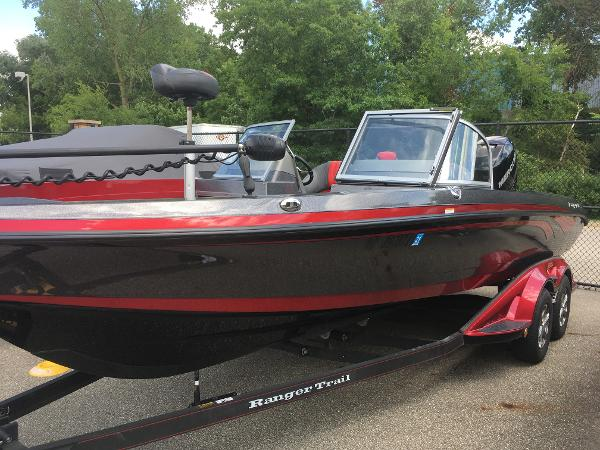 2015 Ranger Boats boat for sale, model of the boat is 621FS Fisherman & Image # 4 of 47
