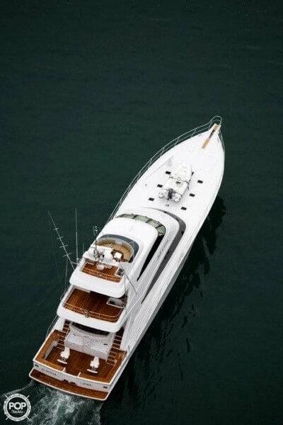 2020 SOVEREIGN 109 Sportfish Yacht