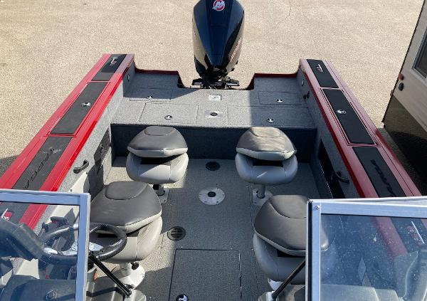 2019 Tracker Boats boat for sale, model of the boat is Targa 18 WT & Image # 3 of 6