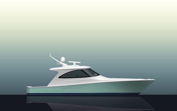 2022 Viking 48 Sport Coupe