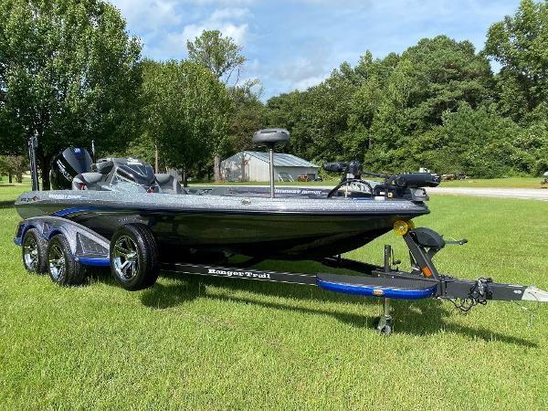 2020 Ranger Boats boat for sale, model of the boat is Z520L RANGER CUP EQUIPPED & Image # 4 of 9