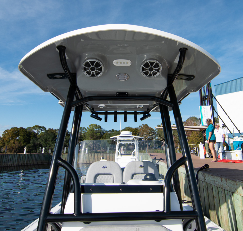 2021 Sea Pro boat for sale, model of the boat is 208 DLX Bay Boat & Image # 7 of 8