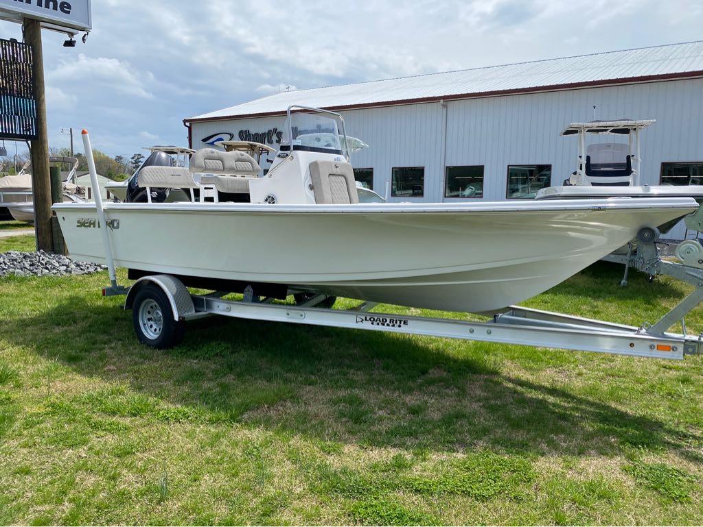 2021 SEA PRO 208 DLX BAY BOAT for sale