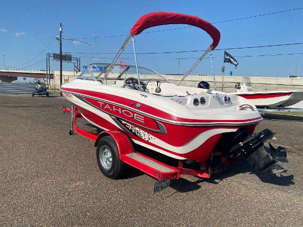 2009 Tahoe boat for sale, model of the boat is Q4 Sport Fish & Image # 3 of 6